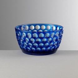 Lente Acrylic small bowl, 7cm, blue