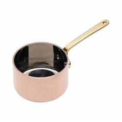 Master Class - Artesa Mini saucepan, 6.5cm, copper finish