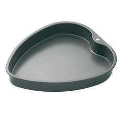 Master Class Heart shaped cake pan, 26 x 24cm, non-stick