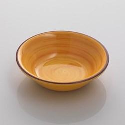 Saint Tropez Melamine plate, 19cm, yellow