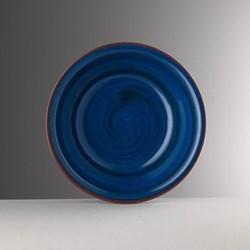 Saint Tropez Melamine plate, 23cm, blue