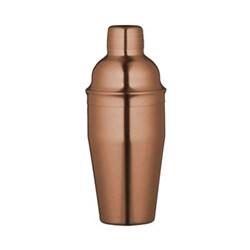 Bar Craft Cocktail shaker, 500ml, copper finish