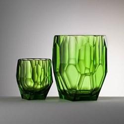 Filippo Acrylic ice bowl, 14.3cm, green