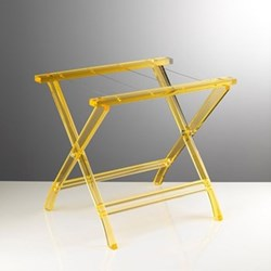 Next Acrylic tray stand, amber