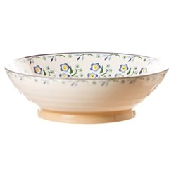 Forget Me Not Fruit bowl, D27 x H10cm
