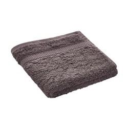 Egyptian Luxury Towel Face cloth, 33 x 33cm, graphite egyptian cotton