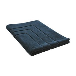 Egyptian Cotton Luxury Bath mat, 60 x 90cm, kingfisher