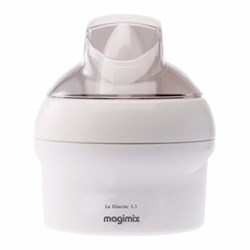 Ice cream maker 1.1 litre