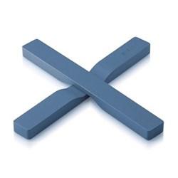 Magnetic trivet, H0.11 x W0.22 x L19cm, moonlight blue