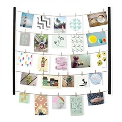 Hangit Photo display, 76 x 66 x 4cm, black
