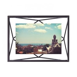 Prisma Photo frame, 4 x 6'', black