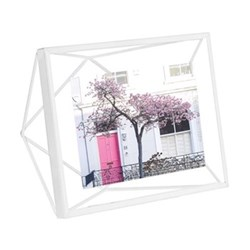 Prisma Photo frame, 4 x 6'', white