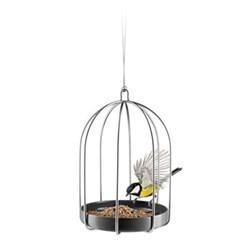 Bird feeding cage, D22.1 x H31.1cm