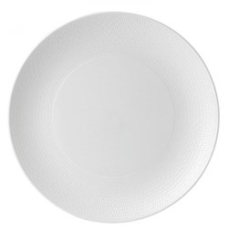 Gio Dinner plate, 28cm, white/ bone china