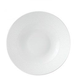 Gio Pasta bowl, 25cm, white/ bone china