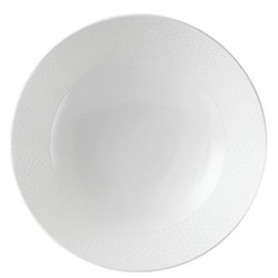 Gio Serving bowl, 28cm, white/ bone china