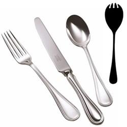 Salad serving fork