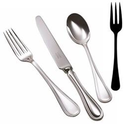 Large serving fork