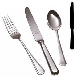 Grecian Dessert knife, stainless steel