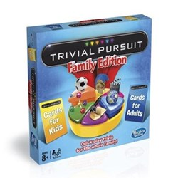 Trivial Pursuit for the family