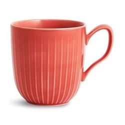 Hammershoi Cup, H9.5 x W12.5cm - 33cl, coral