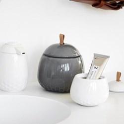 Mellibi Storage jar, H13.5 x W13.5cm, anthracite