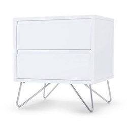 Bedside table H53 x W50 x D40cm