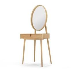 Penn Dressing table, H144 x W65 x D41cm, oak veneer