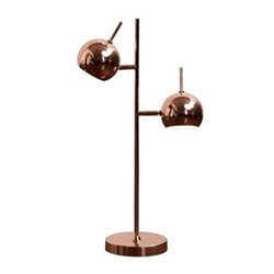 Table lamp H50 x W30 x D13cm