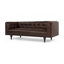 3 seater sofa H88 x W210 x D77cm