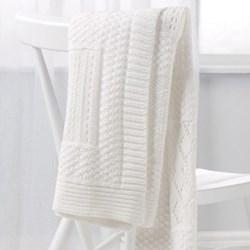 Patchwork blanket 75 x 100cm