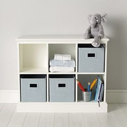 Storage unit for 6 cubes 83 x 102 x 35cm