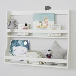 Bookshelf wall mounted 65 x 80 x 15cm