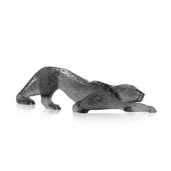 Zeila Small panther, L210cm, grey