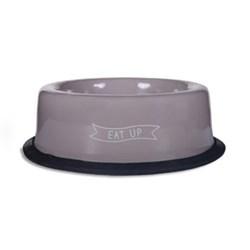 Small pet bowl H5 x W18 x D18cm