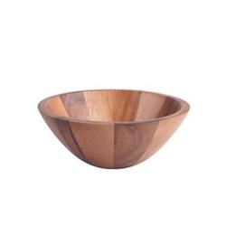 Tuscany Bowl - large, 25.5 x 10cm, acacia