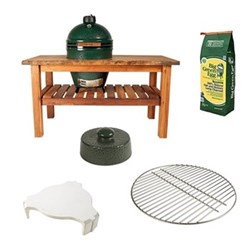 Barbecue table bundle Large