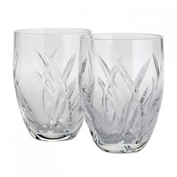 John Rocha - Signature Pair of tumblers