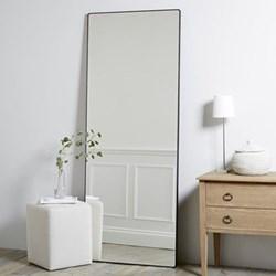 Rectangular mirror H189cm x W74cm x D2.5cm