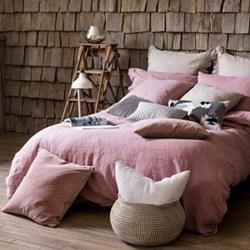Lisbon Pair of pillowcase, 50 x 75cm, blush