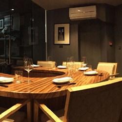 Private Group Chef's Table Omakasé Menu with Saké Pairing at Kouzu