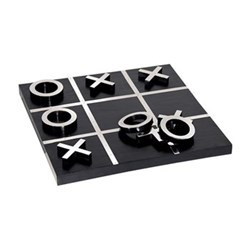 Noughts and crosses board L50 x W50cm