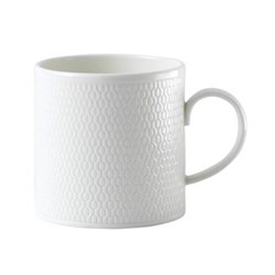 Gio Mug, 30cl, white/ bone china