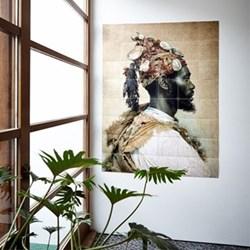 Art - The Dancer Wall decoration, 80 x 100cm