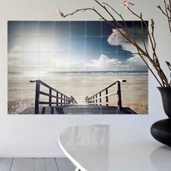 Photography - Beach Wall decoration, 180 x 120cm