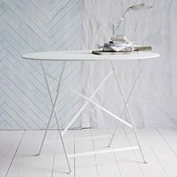 Large Bistro Table H 74 x D 96cm