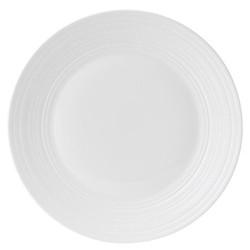 Jasper Conran - Strata Dinner plate, 27cm, white