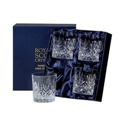 Edinburgh Set of 4 large tumblers, 33cl