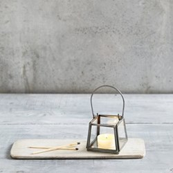 Skye mini lantern 6 x 7cm