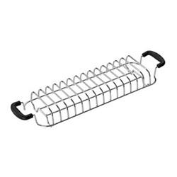 Bun warmer for 4 slice toaster
